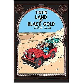 Tintin: Pays de l'or noir (Tintin)