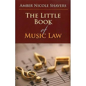 The Little Book of Music Law (Aba Little Books Series)