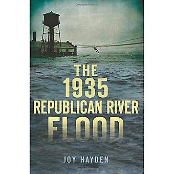 A inundação do Rio republicano 1935 (desastre!)