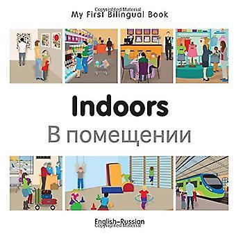 Min första tvåspråkiga bok - inomhus - ryska-Svenska