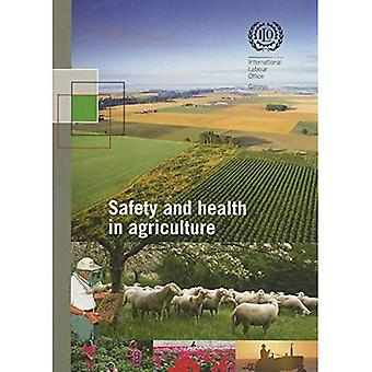 Safety and Health in Agriculture