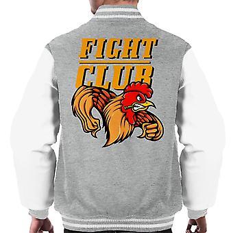 Rooster Fight Club Men's Varsity Jacket