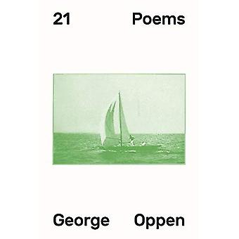 21 Poems (New Directions Poetry Pamphlets)