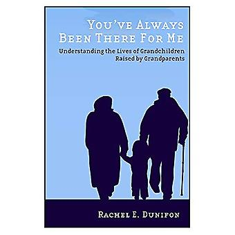 You've Always Been There for Me: Understanding the Lives of Grandchildren Raised by Grandparents (Rutgers Series in Childhood Studies)