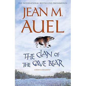 Klanen av Cave bjørnen av Jean M. Auel - 9781444709858 bok