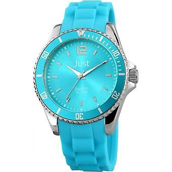 Just Watches Unisex quartz wrist watch s3862 48 in Carpenter HBL