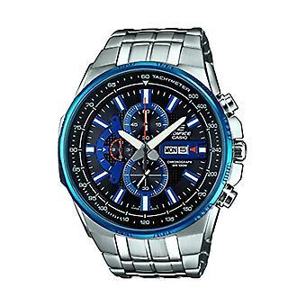 Casio Orologio Cronografo Quarzo Uomo con Cinturino in Acciaio Inox EFR-549D-1A2VUEF