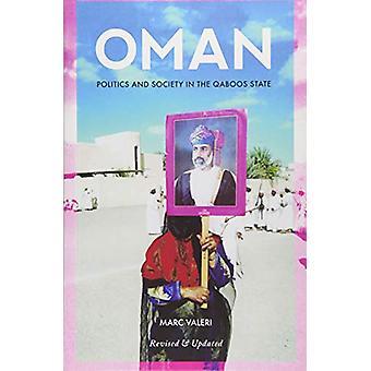 Oman - politik och samhälle i tillståndet Qaboos av Marc Valeri - 97818