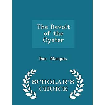 الثورة في الطبعة خيار العلماء المحار بالمركيز آند الدون