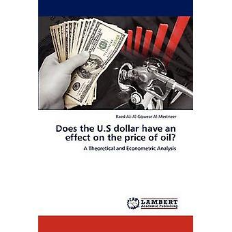 Den amerikanska dollarn har har en effekt på priset på olja av Ali AlGowear AlMestneer & Raed