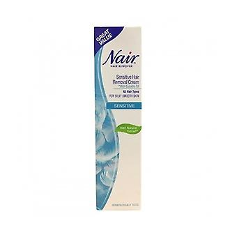 Nair Sensitive Crm 80Ml