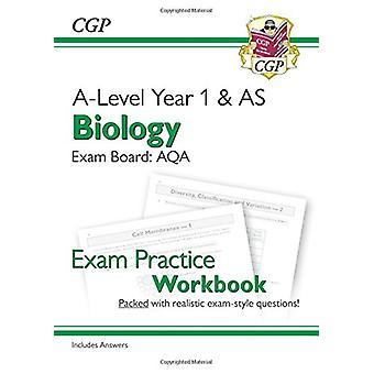 Neue A-Level Biologie für 2018 - AQA Jahr 1 & als Prüfung Praxis empfehlen