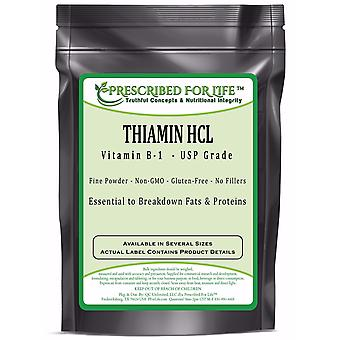 Thiamine HCL USP grade vitamine B-1 poeder