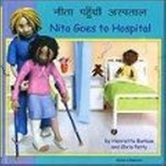 Nita Goes to Hospital by Henriette Barkow - Chris Petty - 97818444481