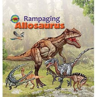 Rampaging Allosaurus by Tortoise Dreaming - Scott Forbes - Tortoise D