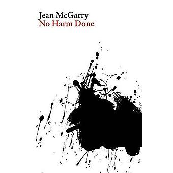 No Harm Done by Professor Jean McGarry - 9781943150076 Book