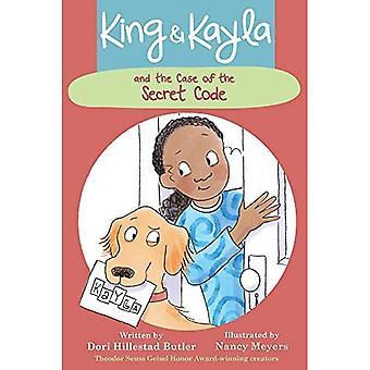 King & Kayla and the Case� of the Secret Code (King & Kayla)