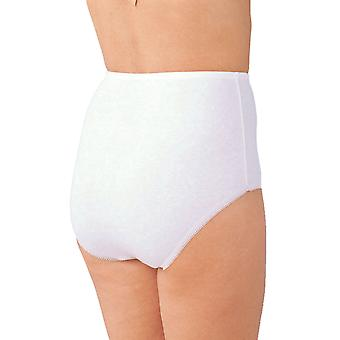Ladies Womens Pack Of 6 Cotton Briefs