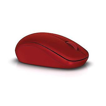 Dell wm126-RD trådløs mus rød
