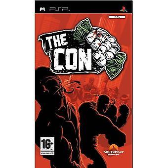 The Con (PSP) - Usine scellée