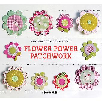 Search Press Books Flower Power Patchwork Sp 87998