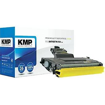 KMP Toner cartridge replaced Brother TN-2120 Compatible Black
