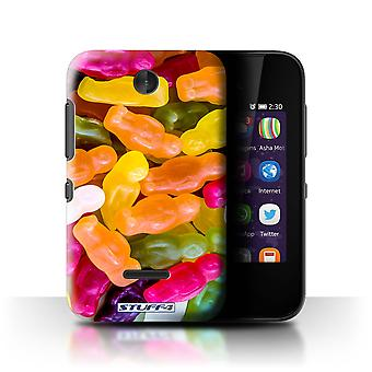STUFF4 Case/Cover for Nokia Asha 230/Jelly Babies/Confectionery