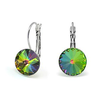 Crystal earrings Vitrail Medium EMB 1.9