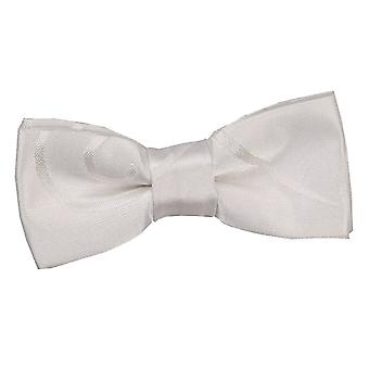 Boy's Scroll Ivory Bow Tie