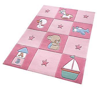 Mattor - Smart Kids - nyfödda rosa 3986-02