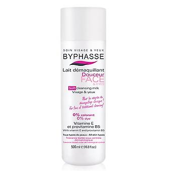 Byphasse Milk Cleanser 500 Ml (Femme , Soins , Soin Facial , Nettoyant Facial)