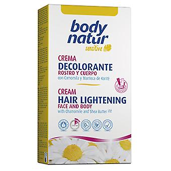 Body Natur Discoloration Facial Hair and Body