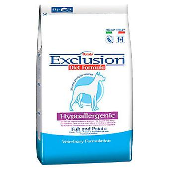Exclusion Diet Formula Fish and Potato (Dogs , Dog Food , Dry Food)
