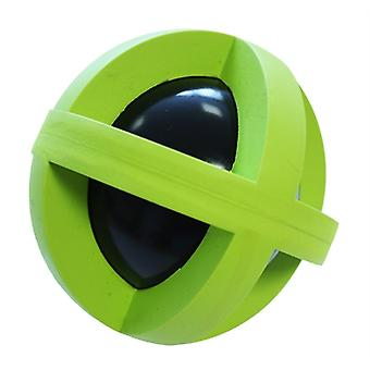 HAPPY PET TOUGH TOYS BOINGO BAL GROEN OF 14X14X14 CM