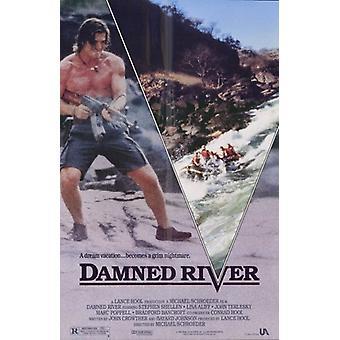 Damned elven film plakat (11 x 17)