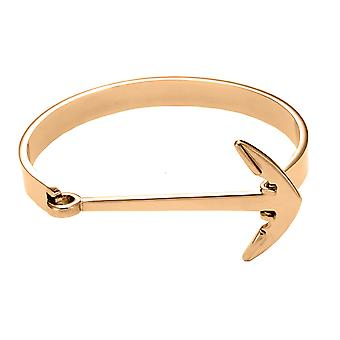 Vikings anchor bracelet getAnchored in gold Ø - 6 cm