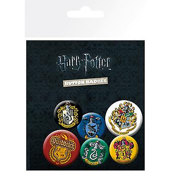 Harry Potter toppen Badge Pack