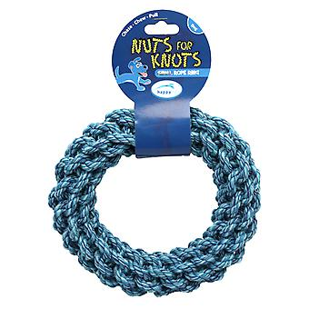 Happy Pet 'nuts For Knots' Ring Sml