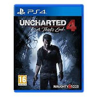 Play Station Ps4 game - Uncharted 4: (Maison , Électronique  , Jeux Video , Jeux Video)