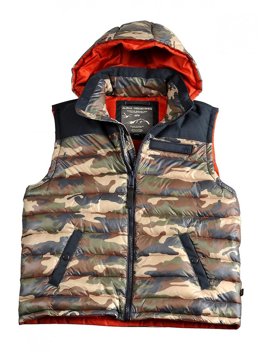 Alpha industries vest expedition down vest