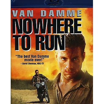 Nowhere to Run [BLU-RAY] USA import