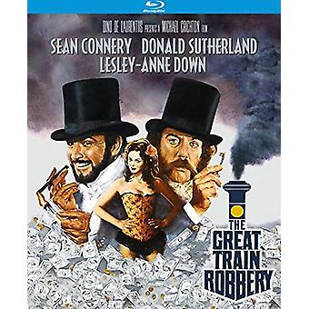 Importer des Great Train Robbery [BLU-RAY] USA