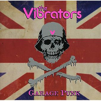 Vibrators - Garage Punk [CD] USA import
