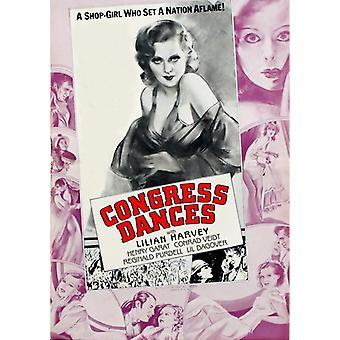 Importer des danses de Congrès [DVD] é.-u.