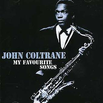 John Coltrane - My Favourite Songs [CD] USA import