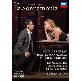 V. Bellini - La Sonnambula [DVD] USA import