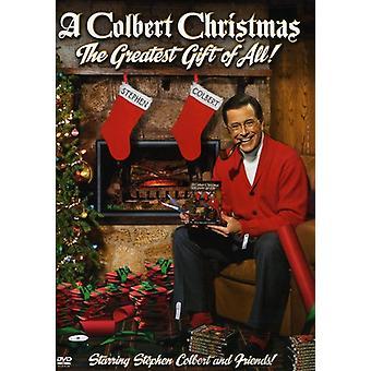 Colbert jul: Den største gave af alle [DVD] USA importerer