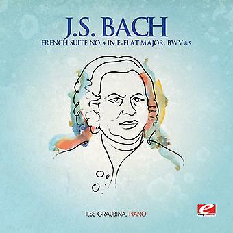 J.s. Bach - französische Suite Nr. 4 in Es-Dur-große [CD] USA import