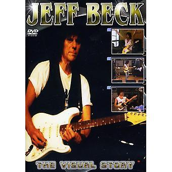 Jeff Beck - visuel historie [DVD] USA import