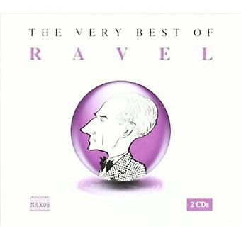 M. Ravel - The Very Best of Ravel [CD] USA import
